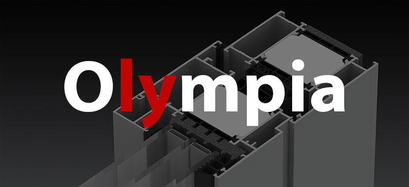 Alumínium ablak OLYMPIA HI