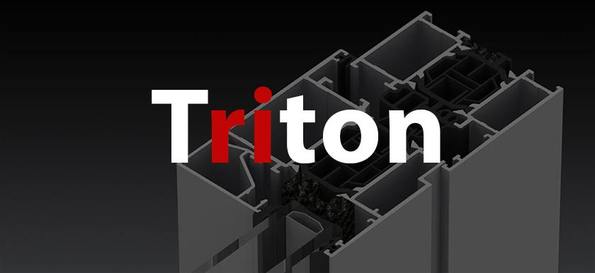 Alumínium ablak TRITON HI