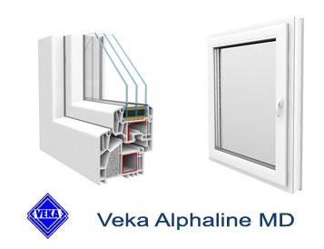 Veka Alphaline MD