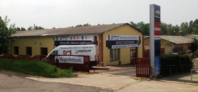 Daidalos Kft Vác - Bemutatóterem és Üzlet