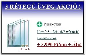 Ablaküveg akció