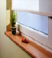 Műanyag ablak kiegészítők - Belső műanyag ablakpárkány