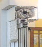 Műanyag ablak kiegészítők - Műanyag ablak feletti redőny