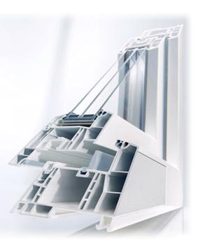 Rehau Geneo műanyag ablak profilok