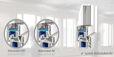 BlueEvolutin 82 műanyag ablak profilok