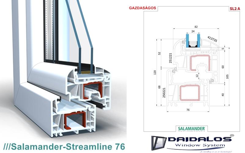 Salamander Streamline 76